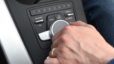 Long-term test review: Audi A4 centre console