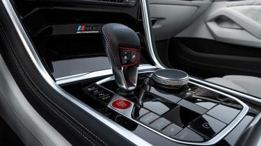 BMW M8 Gran Coupe - transmission
