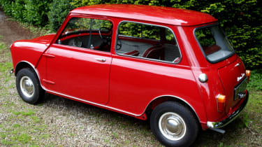 Cool cars: the top 10 coolest cars - Mini rear