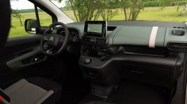 Citroen Berlingo - interior