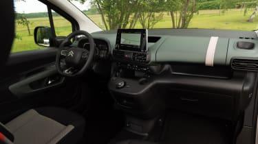 Citroen Berlingo - interior
