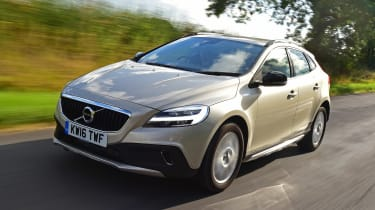 Volvo V40 Cross Country - front