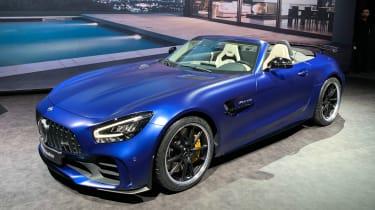 Mercedes-AMG GT R Roadster - Geneva front