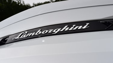 Lamborghini Urus - badge