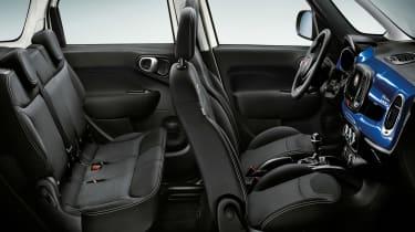 Fiat 500L cabin Mirror special edition 2018