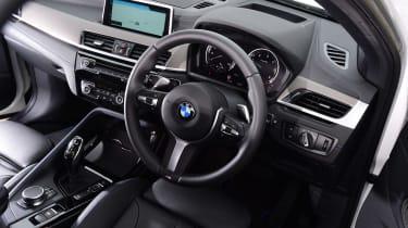 BMW X2 - cabin