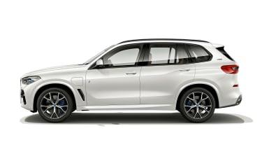 BMW X5 plug-in hybrid - profile