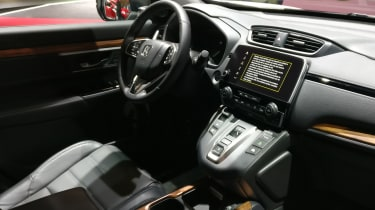 Honda CR-V Hybrid - Paris - Interior