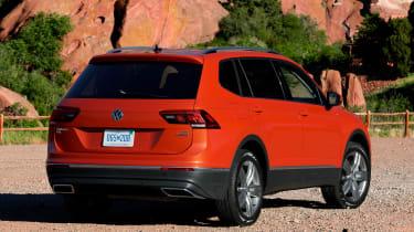 Volkswagen Tiguan Allspace - rear static