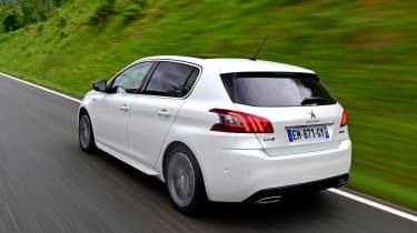 Peugeot 308 - rear