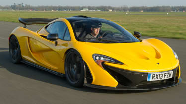 A to Z guide to electric cars - McLaren P1
