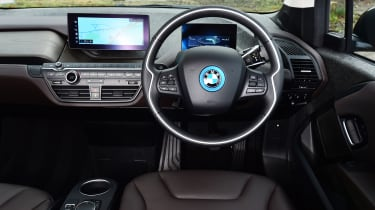 BMW i3s - dash