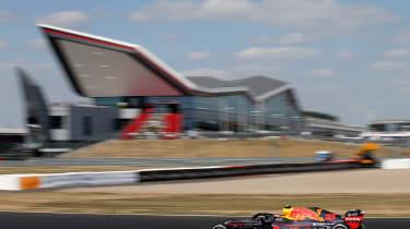 Formula 1 at Silverstone