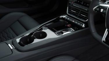 Audi RS e-tron GT - centre console