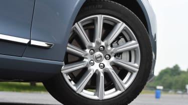Volvo S90 - UK wheel detail