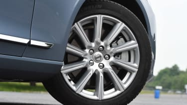 Volvo S90 - UK wheel detail