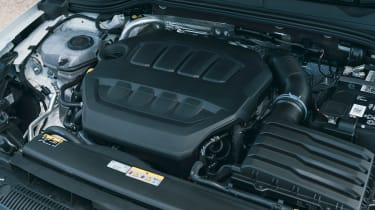 Volkswagen Golf GTI Clubsport 45 - engine