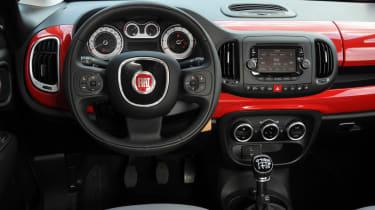 Fiat 500L 1.4 MultiAir 2014 interior