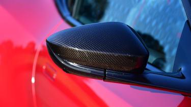 Aston Martin DBS Superleggera - wing mirror