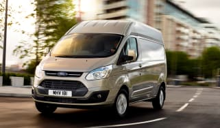 Ford Transit Custom high-roof
