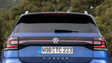 Volkswagen T-Cross - rearlights