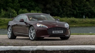 Aston Martin Rapide S 2014 static