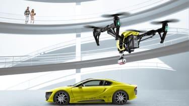 Rinspeed Etos - drone