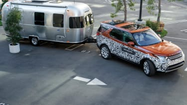 Land Rover Discovery - Advanced Trailer Assist 3