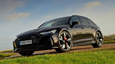 Audi RS 6 - front static
