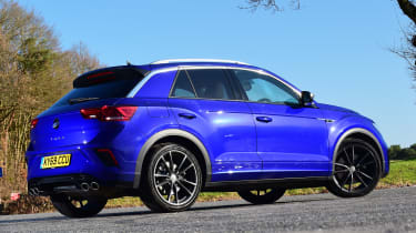 Volkswagen T-Roc R - rear static