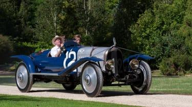 1922 Voisin C3 Strasbourg