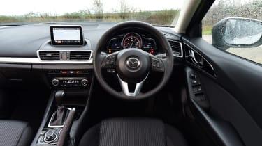 Mazda 3 hatchback 2016 SKYACTIV Diesel - interior
