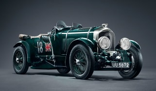 Bentley Blower continuation - front studio