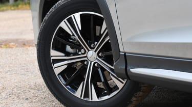 Mitsubishi Eclipse Cross - Wheel