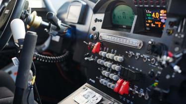 MINI Countryman ALL4 Dakar - interior dashboard 2