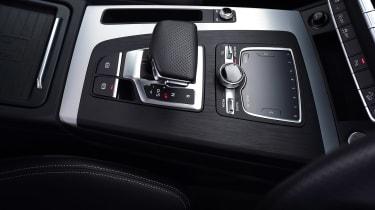 Audi Q5 - centre console