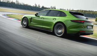 New 2018 Porsche Panamera GTS Sport Turismo