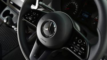 Mercedes Sprinter Van of the Year 2018 wheel