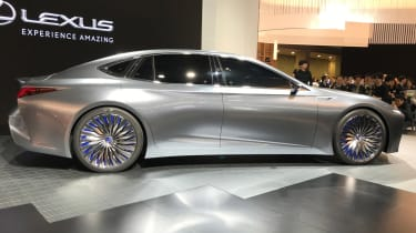 Lexus LS+ Concept - Tokyo side static
