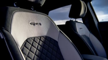 Kia Proceed - seat detal