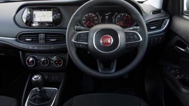 Fiat Tipo - dash