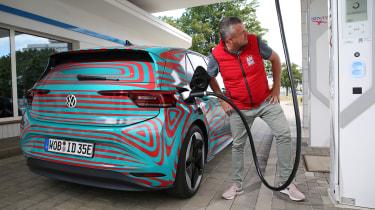 Volkswagen ID.3 - charging