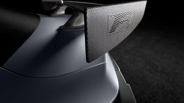 Lexus RC F Track Edition - teaser