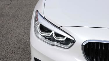 BMW 1 Series - lights