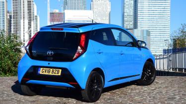 Toyota Aygo - Still Rear