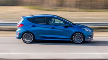 Ford Fiesta ST - side