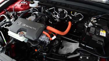 Mazda MX-30 long termer - first report motor
