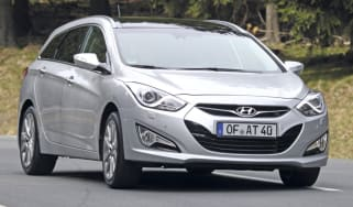Hyundai i40 estate front
