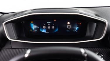 Peugeot 208 - dials