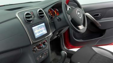 Used Dacia Sandero - interior